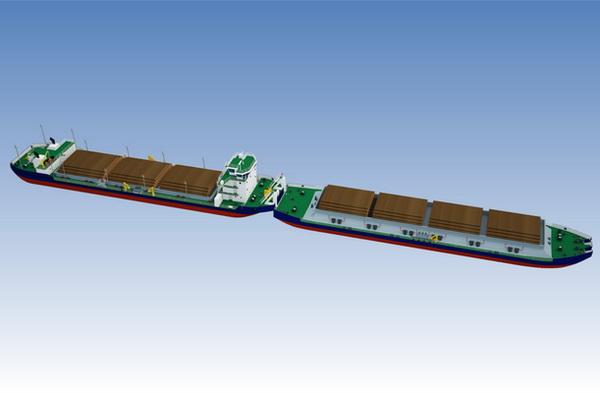 составных судов (грузовых