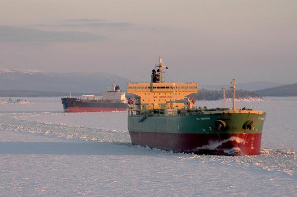 Объекты морского транспорта, подлежащие вводу в эксплуатацию